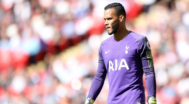 Michel Vorm made 47 appearances for Spurs (Adam Davy/PA)