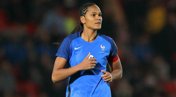 Wendie Renard scored twice as France beat South Korea 4-0 at the Women's World Cup (Richard Sellers/PA)
