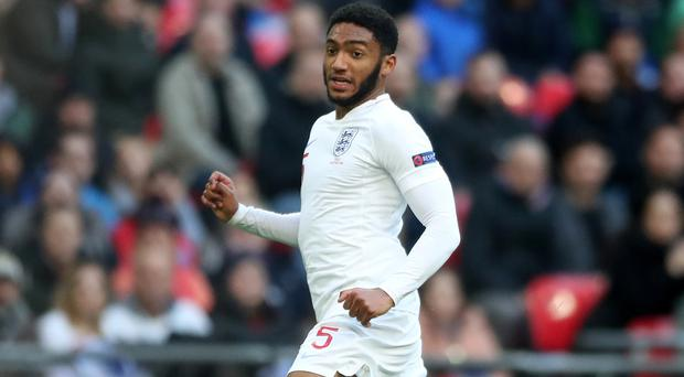 Joe Gomez does not believe England should abandon their philosophy (Nick Potts/PA)