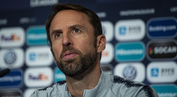 Gareth Southgate has stressed his commitment to the England job (PA)