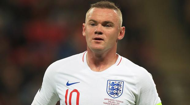 Wayne Rooney is England's record goalscorer (Mike Egerton/PA)