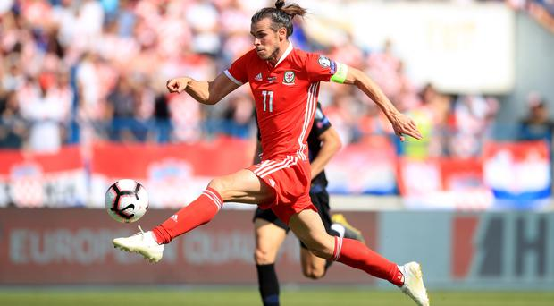 Wales are looking for captain Gareth Bale to end his goal drought (Adam Davy/PA)