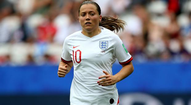 Fran Kirby believes women's football will continue to flourish. (Richard Sellers/PA)