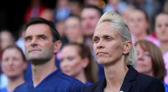 Shelley Kerr says Scotland will not back down (Richard Sellers/PA)