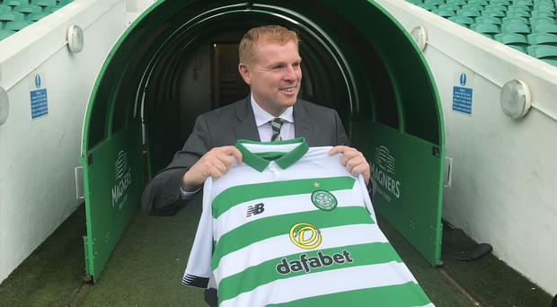 Celtic manager Neil Lennon (Gavin McCafferty/PA)