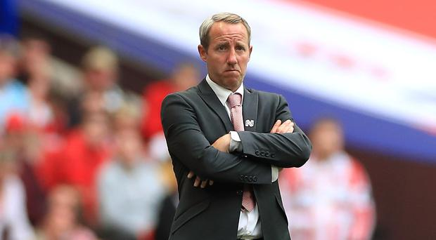 Lee Bowyer has agreed a new contract with Charlton (Mike Egerton/PA)