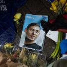 Tributes for Emiliano Sala at the Cardiff City Stadium (Aaron Chown/PA)