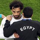 Egypt's hopes of glory rely heavily on Mohamed Salah (Owen Humphreys/PA)