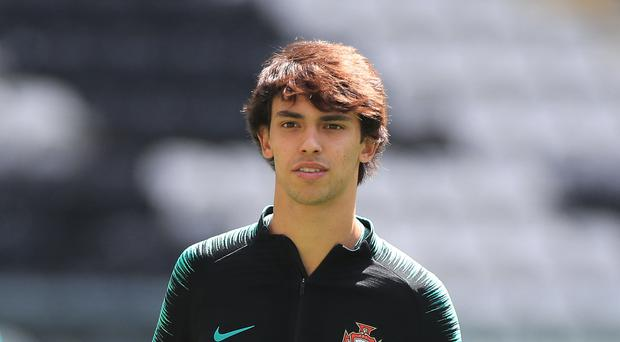 Joao Felix appears to be in high demand, (Mike Egerton/PA)