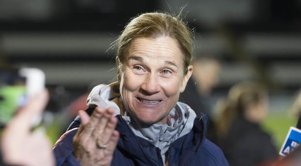 Jill Ellis' team are through to the semi-finals (Jeff Holmes/PA)