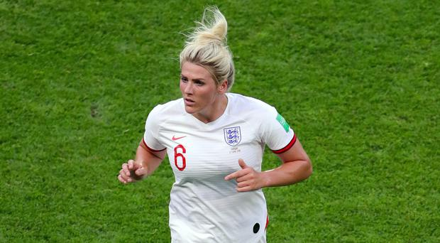 Millie Bright hopes England bring 'the ultimate energy' to Tuesday night's semi-final (Richard Sellers/PA)