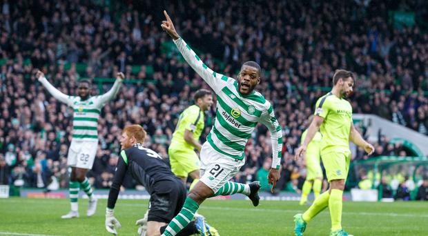 Lennon will speak to Olivier Ntcham about his mindset (Robert Perry/PA)