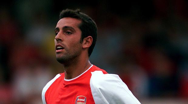 Edu has been appointed as Arsenal's new technical director (Nick Potts/PA)