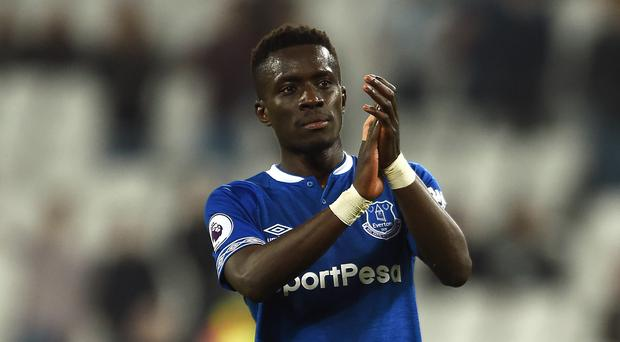 Everton's Idrissa Gueye scored to send Senegal into the semi-finals of the Africa Cup of Nations (Daniel Hambury/PA)