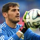 Iker Casillas suffered a heart attack just over two months ago (Joe Giddens/PA)