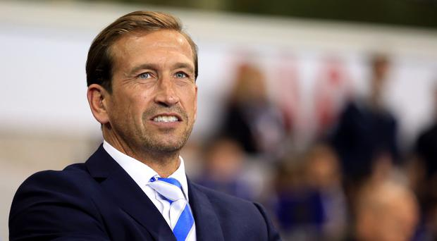 A memorial service has been held for Justin Edinburgh (Nigel French/PA)