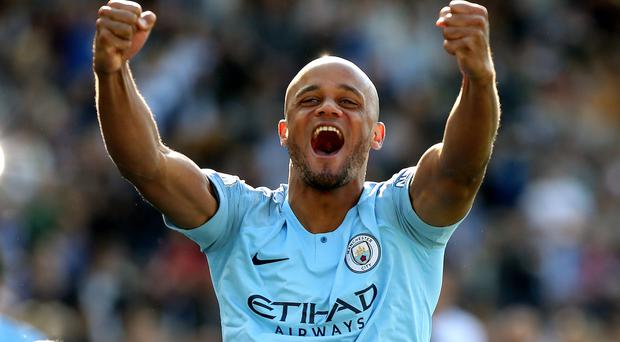 Manchester City need a new captain following the retirement of Vincent Kompany (Nick Potts/PA)