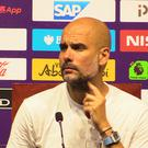 Manchester City manager Pep Guardiola may yet look to replace Vincent Kompany (Andy Hampson/PA)