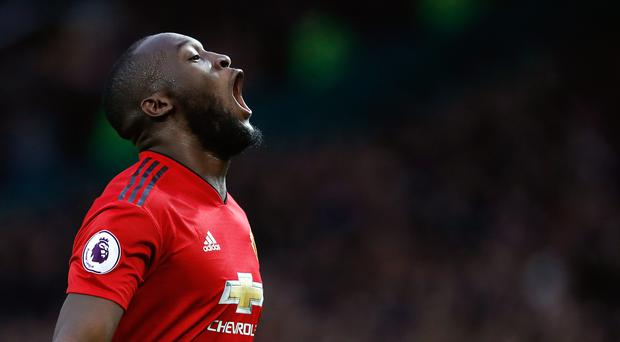 Romelu Lukaku is wanted by Inter Milan (Martin Rickett/PA).
