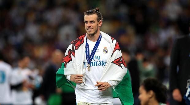 Gareth Bale's time at Real Madrid appears to be up (Mike Egerton/PA)