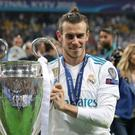 Gareth Bale appears on the verge of an exit from Real Madrid (Nick Potts/PA)
