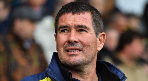 Burton Albion manager Nigel Clough wants EFL clubs to be given more financial help from the Premier League (Anthony Devlin/PA)