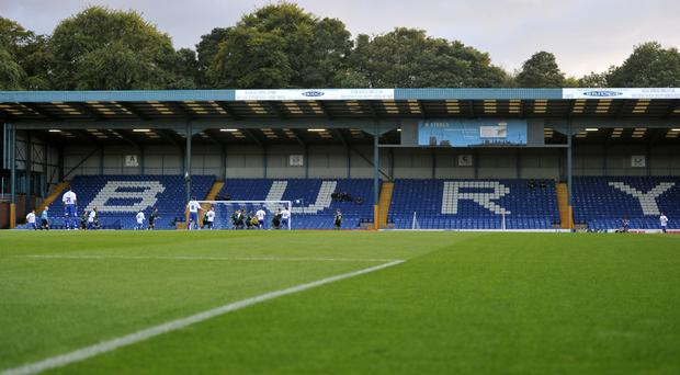 Bury have had a second match suspended (Martin Rickett/PA)