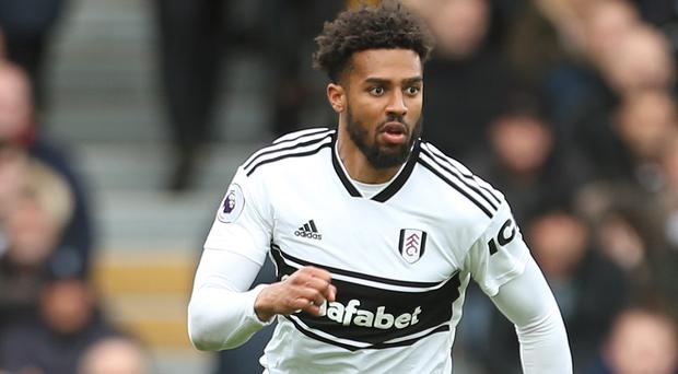 Fulham's Cyrus Christie made the claim on his Twitter account (Steve Paston/PA)