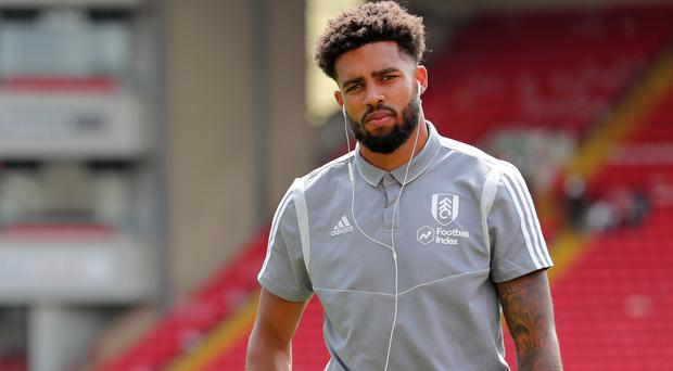 Cyrus Christie said his sister was hit and racially abused (Richard Sellers/PA)