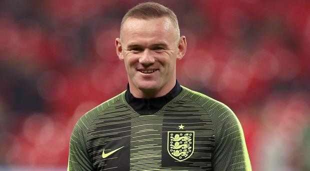 Wayne Rooney has been linked with Derby (Nick Potts/PA)