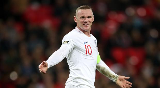 Wayne Rooney could be set for a return to English football with Derby (Nick Potts/PA)