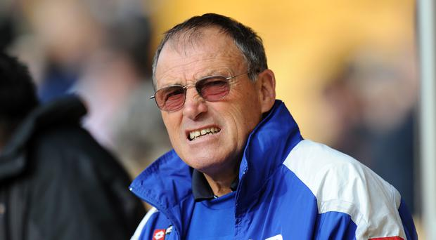 Dario Gradi has been criticised in a report (Dave Howarth/PA)