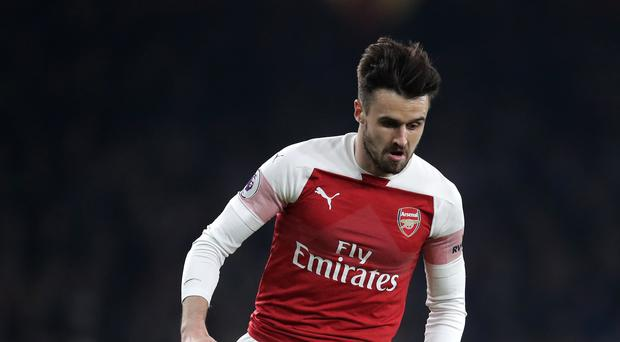 Arsenal defender Carl Jenkinson has completed a permanent move to Nottingham Forest (Adam Davy/PA)