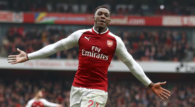 Free agent Danny Welbeck has been snapped up by Watford (Tim Goode/PA)