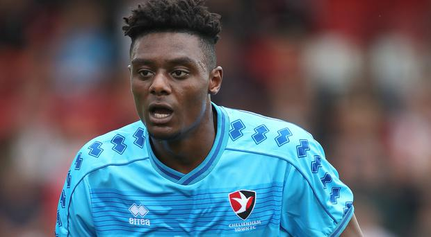 Rohan Ince was one of two Cheltenham players sent off last weekend (Nick Potts/PA)