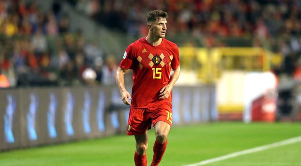 Belgium defender Thomas Meunier says Paris St Germain are focused on winning more trophies this season (Bradley Collyer/PA)