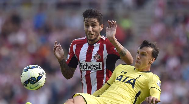 Sunderland have made a further payment in relation to their ill-fated move for Ricky Alvarez (Owen Humphreys/PA)