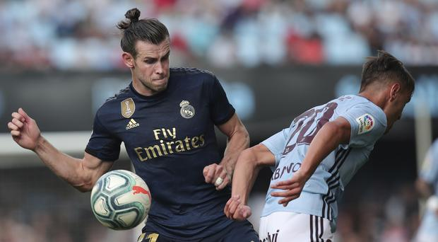 Gareth Bale made a remarkable return for Real Madrid (Luis Vieira/AP)