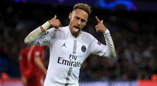 LaLiga rivals Real Madrid and Barcelona are both chasing Neymar's signature (Mike Egerton/PA)