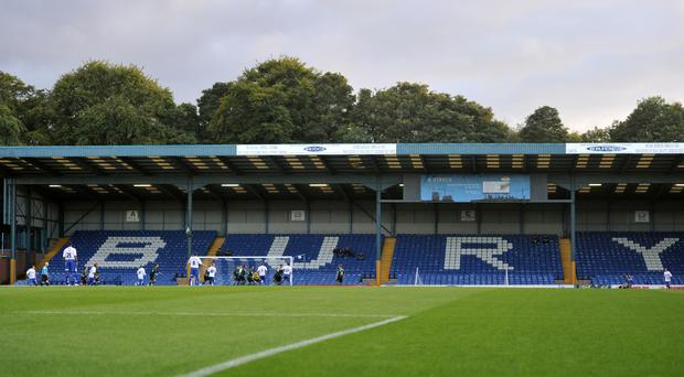Bury have had another League One fixture – their fourth – suspended by the EFL (Martin Rickett/PA)