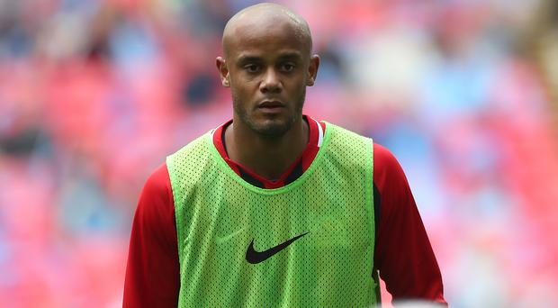 Vincent Kompany is to concentrate on the football at Anderlecht.