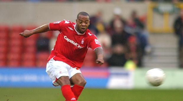 Former Nottingham Forest and Bristol Rovers striker Junior Agogo has died at the age of 40 (Rui Vieira/PA)