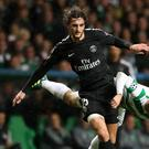 Adrien Rabiot could make his debut for Juventus as they face Parma (Andrew Milligan/PA)