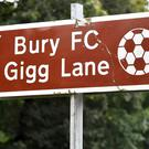 Bury's future is in serious doubt (Dave Howarth/PA)