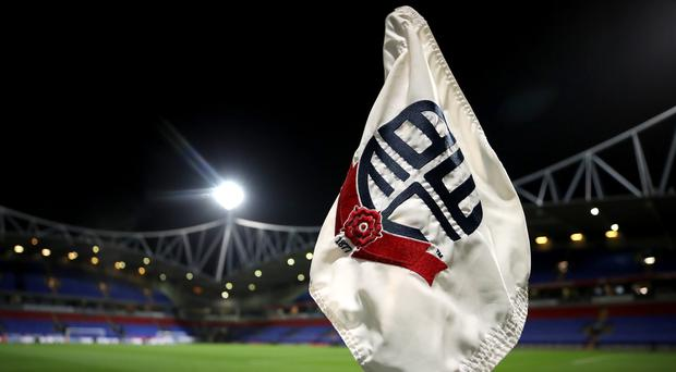 Bolton are days from potential liquidation (Tim Goode/PA)