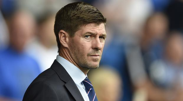 Steven Gerrard says Rangers are ready for Celtic (Ian Rutherford/PA)