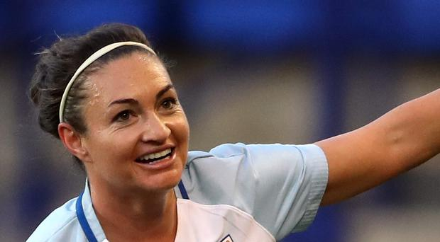 Jodie Taylor thinks England can still get better (Nick Potts/PA)