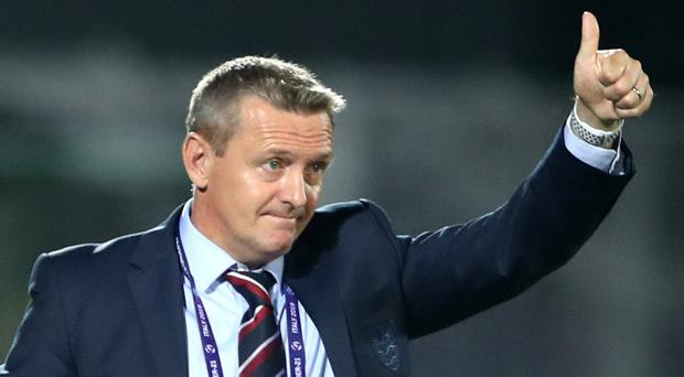 Aidy Boothroyd says the European Championship exit was the worst moment of his career (Nick Potts/PA)
