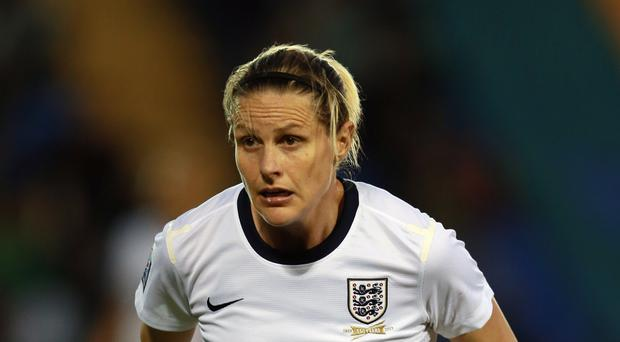 Former England captain Kelly Smith believes women's football 'stands on it's own' after recent successes (David Davies/PA)