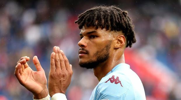 Tyrone Mings could make his England debut against Bulgaria (Bradley Collyer/PA)